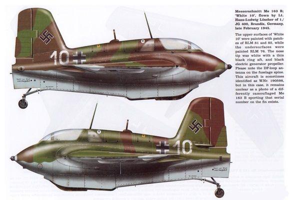 Me 163B Komet - Hasegawa - 1/32 (FINI) - Page 2 F7a2a810
