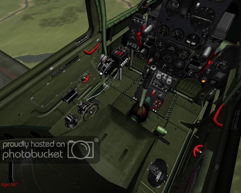 Bell P-400 aux couleurs Russes ( Eduard 1/48) - Page 2 Floor10