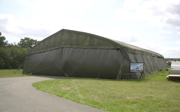 Hangar 1/72 ème pour la campagne de France . Hanger10