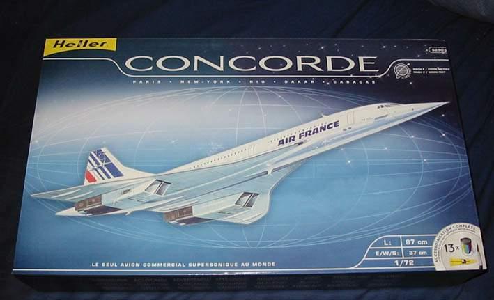 """[CONCOURS """"Ca brille""""] Concorde n°203 / F-BTSC - Heller -1/72 --> maquette détruite Helr_c11"""