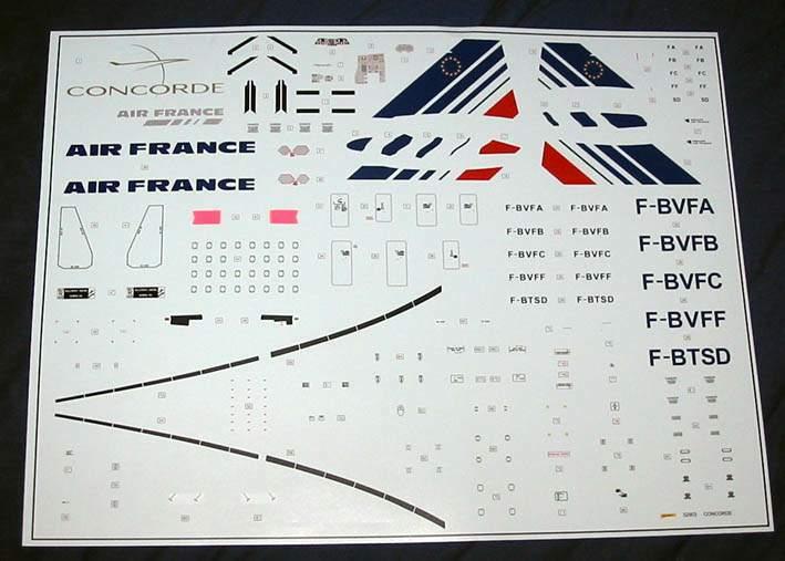 """[CONCOURS """"Ca brille""""] Concorde n°203 / F-BTSC - Heller -1/72 --> maquette détruite Helr_c12"""