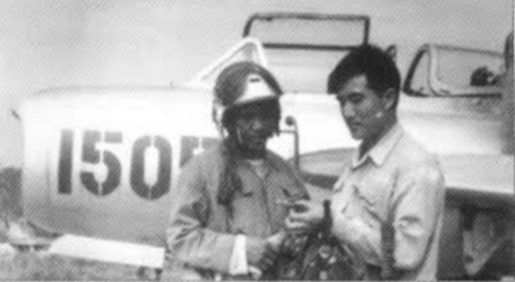 Shenyang JJ-5 Armée de l'air Nord Vietnamienne (Hobby Boss 1/48) Images10