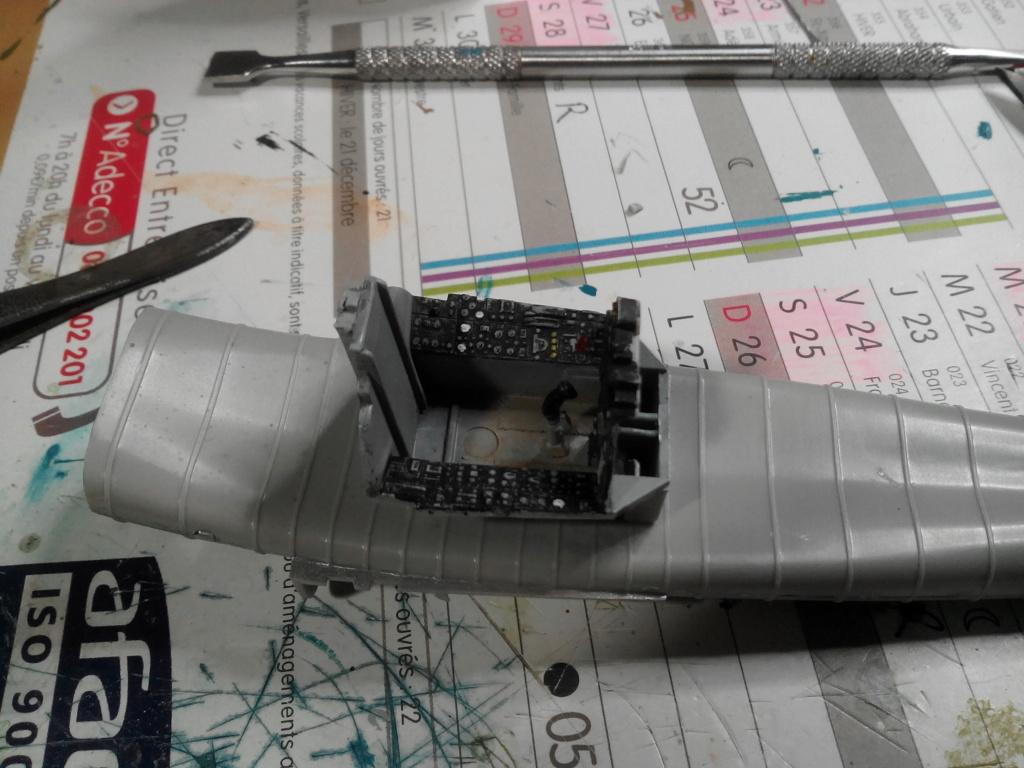 N.A. F-100 D Super Sabre (Trumpeter 1/48 ) Img_2022