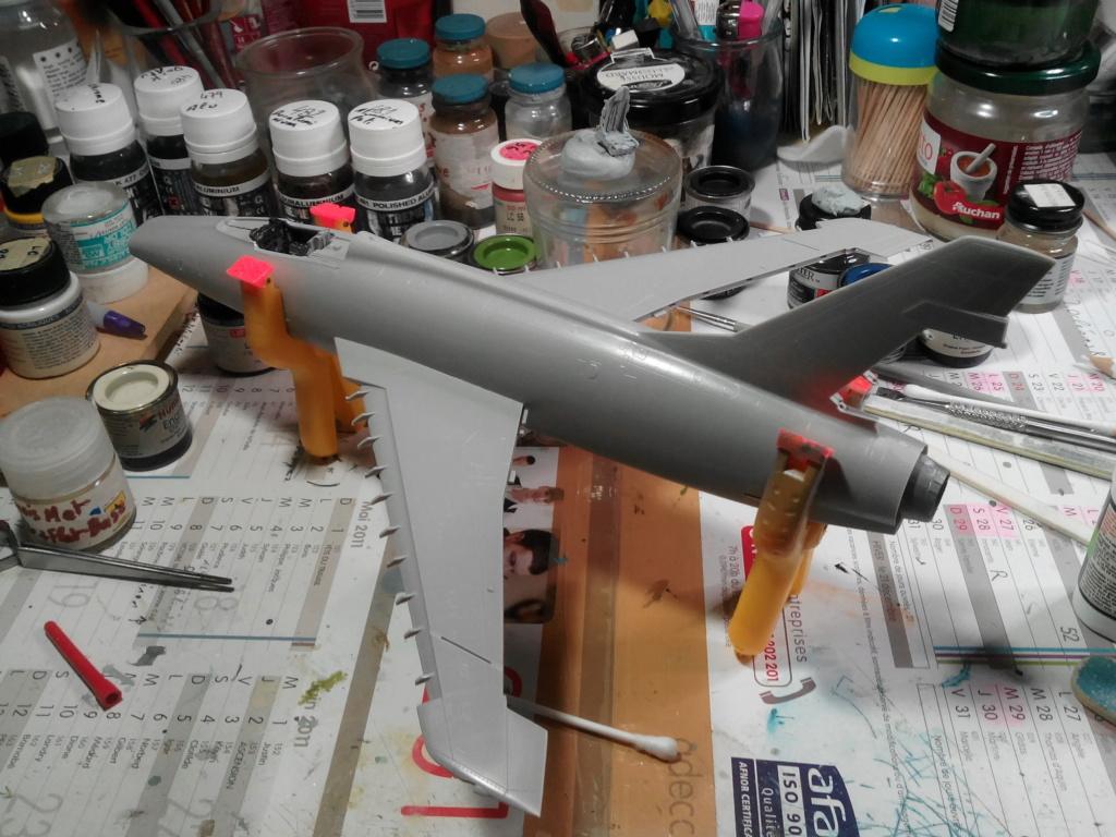 N.A. F-100 D Super Sabre (Trumpeter 1/48 ) Img_2033