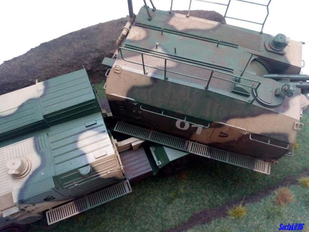 Canon automoteur de défense côtière de 130 mm A-222 Bereg ( 1/35 Trumpeter) - Page 3 Img_2072