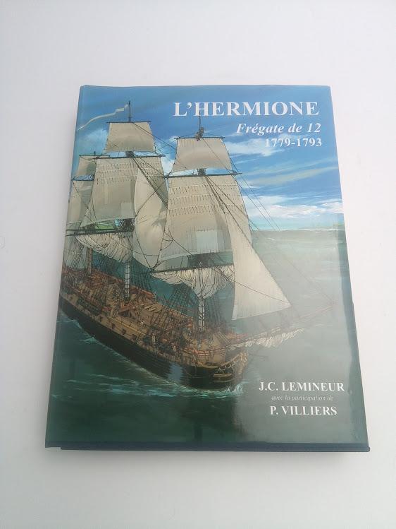 L'Hermione de Artesania Latina au 1/89 Img_2082