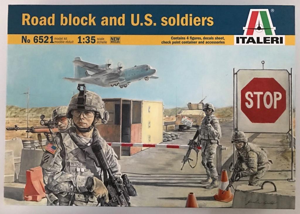 Mine Resistant Ambush Protect  6 x 6 Cougar (Meng 1/35)  - Page 2 Italer13