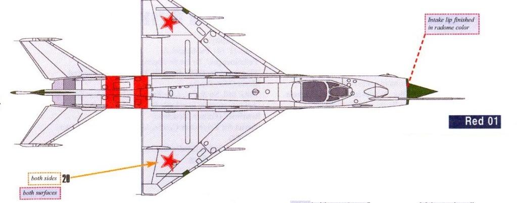 Défi passion : MiG-21 RFMM Izdeliye 94A Fishbed F ( Eduard + Bidouille 1/48 ) - Page 2 Lh480210