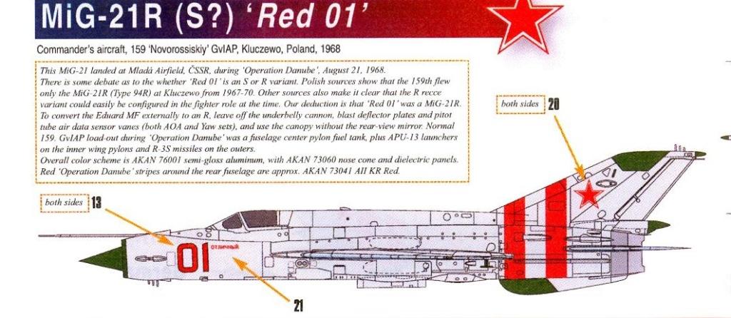 Défi passion : MiG-21 RFMM Izdeliye 94A Fishbed F ( Eduard + Bidouille 1/48 ) - Page 2 Lh480211