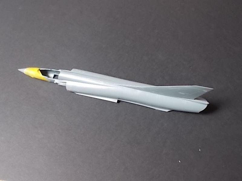 Mirage III C ( Eduard Profipack  8101) M0112