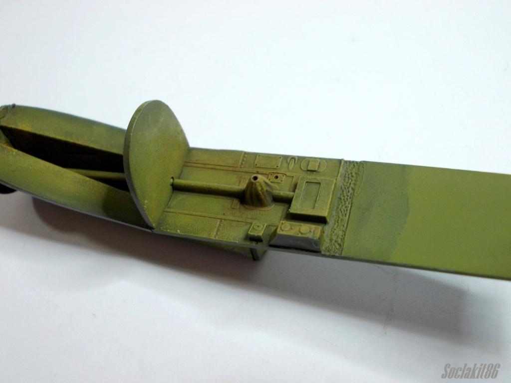 Bell P-400 aux couleurs Russes ( Eduard 1/48) M0118