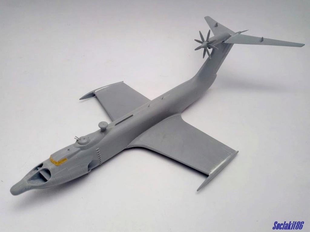 A-90 Orlyonok (Zvezda 1/144)  M0129