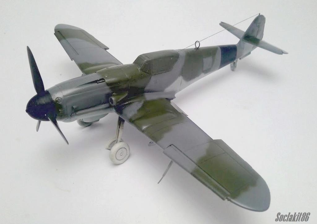 Bf 109 K-4 W.Nr. 332660 du 11/JG-53 (hasegawa 1/48)  M0137