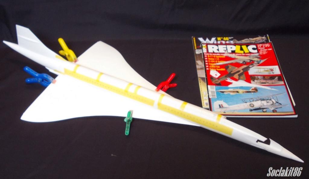 Concorde n°203 / F-BTSC (Heller 1/72) - Page 2 M0215