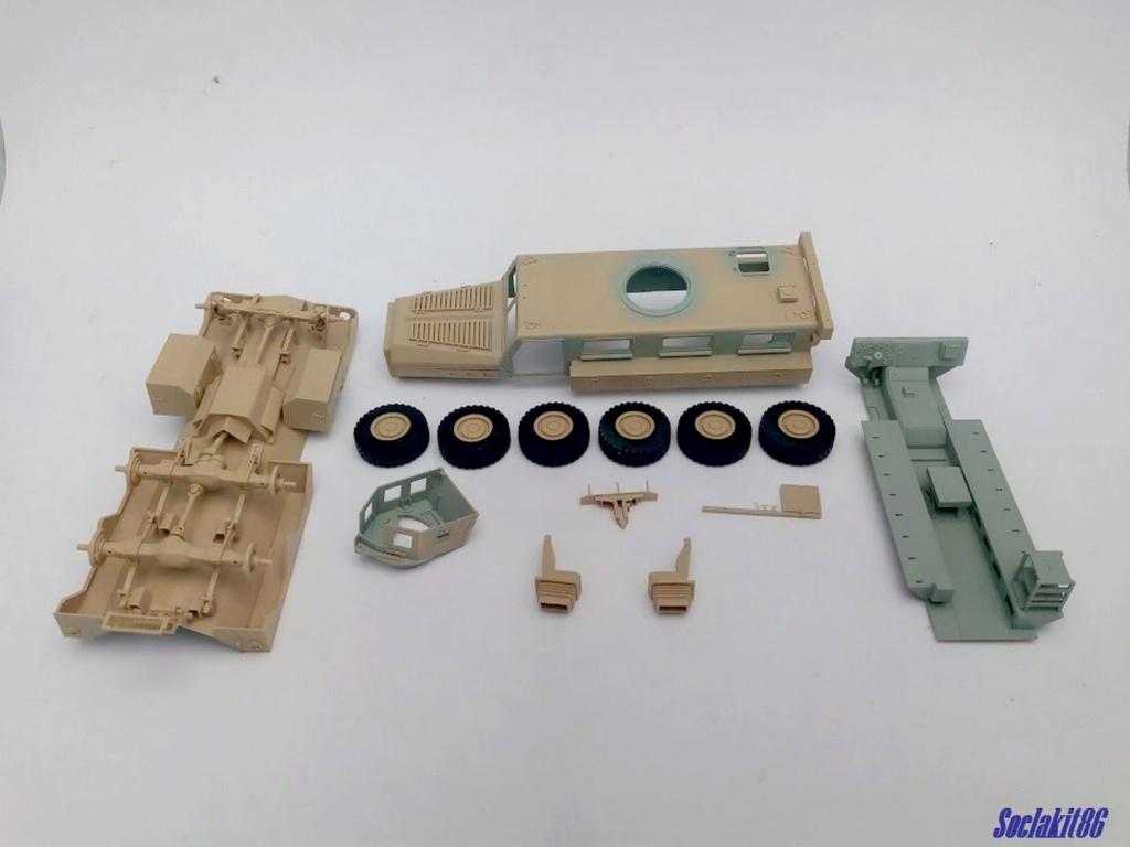 Mine Resistant Ambush Protect  6 x 6 Cougar (Meng 1/35)  M0236