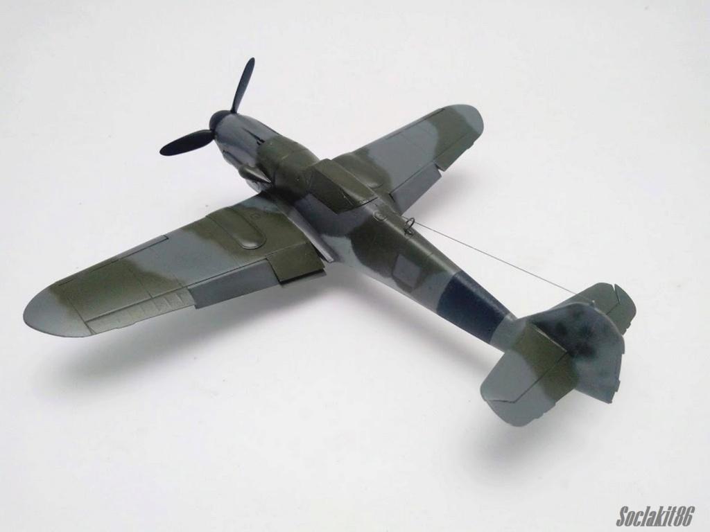 Bf 109 K-4 W.Nr. 332660 du 11/JG-53 (hasegawa 1/48)  M0238