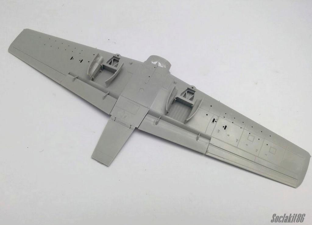 AD-4 Skyraider n°123895 /SFERMA 110 de l'EC 3/20  (Tamiya 1/48) M0239