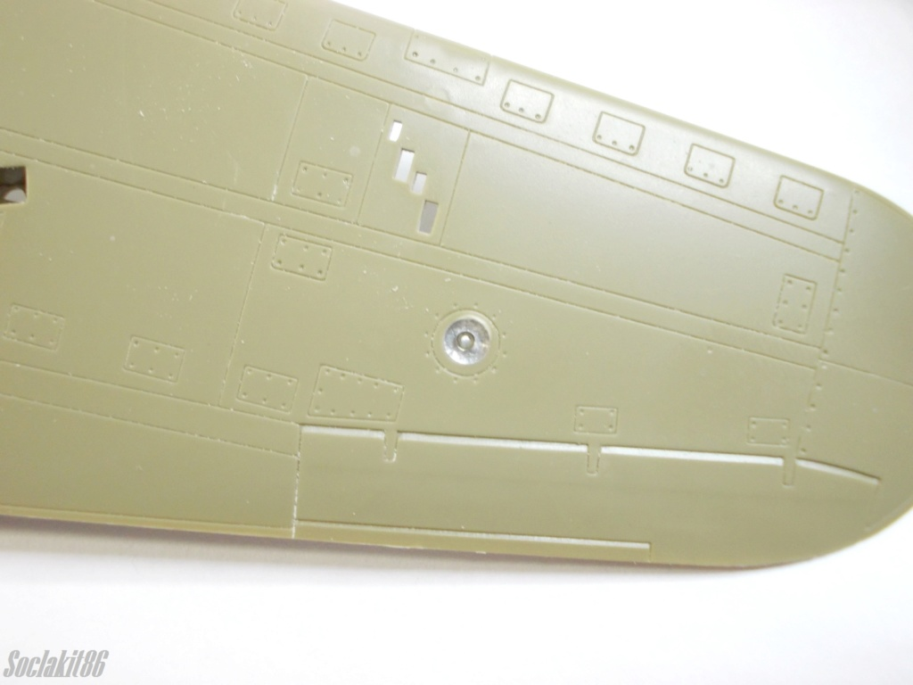 Bell P-400 Airacobra au 1/48 ( Eduard 8061 ) --> P-39 N  M0315
