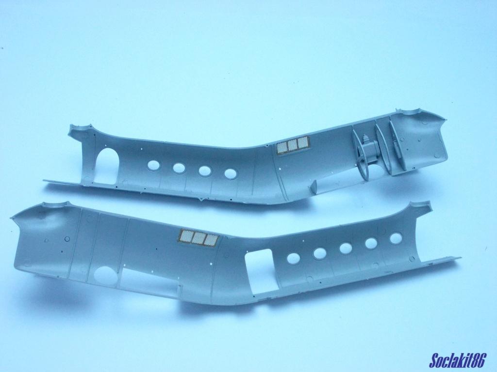 """Piasecki H-21C Shawnee """"Banane Volante """" (Italeri 1/48) M0319"""