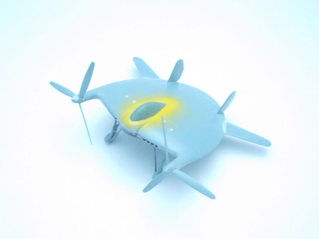"""V-173 """"Flying Pancake"""" (Sword 1/48) M0320"""
