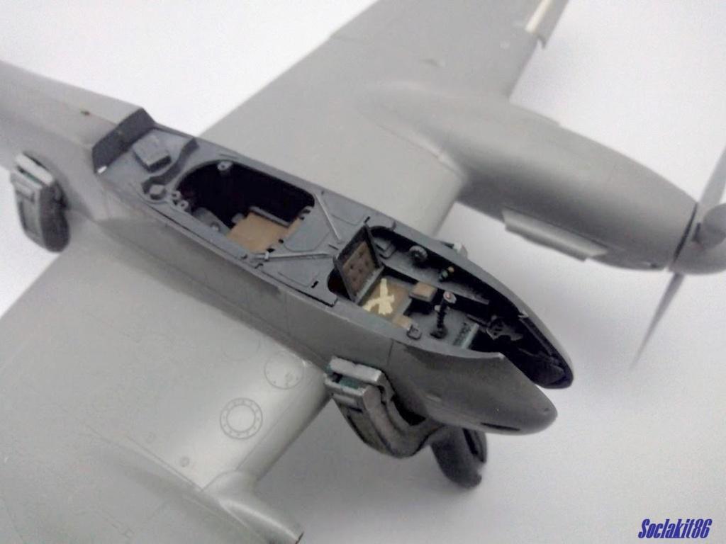 Me 410 B-2 / U-2 / R-4 Hornisse (Revell 04533 1/48) M0327