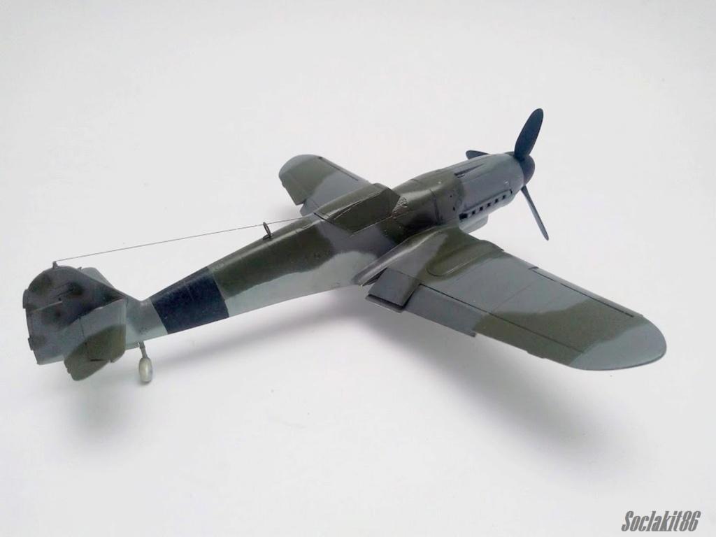 Bf 109 K-4 W.Nr. 332660 du 11/JG-53 (hasegawa 1/48)  M0336