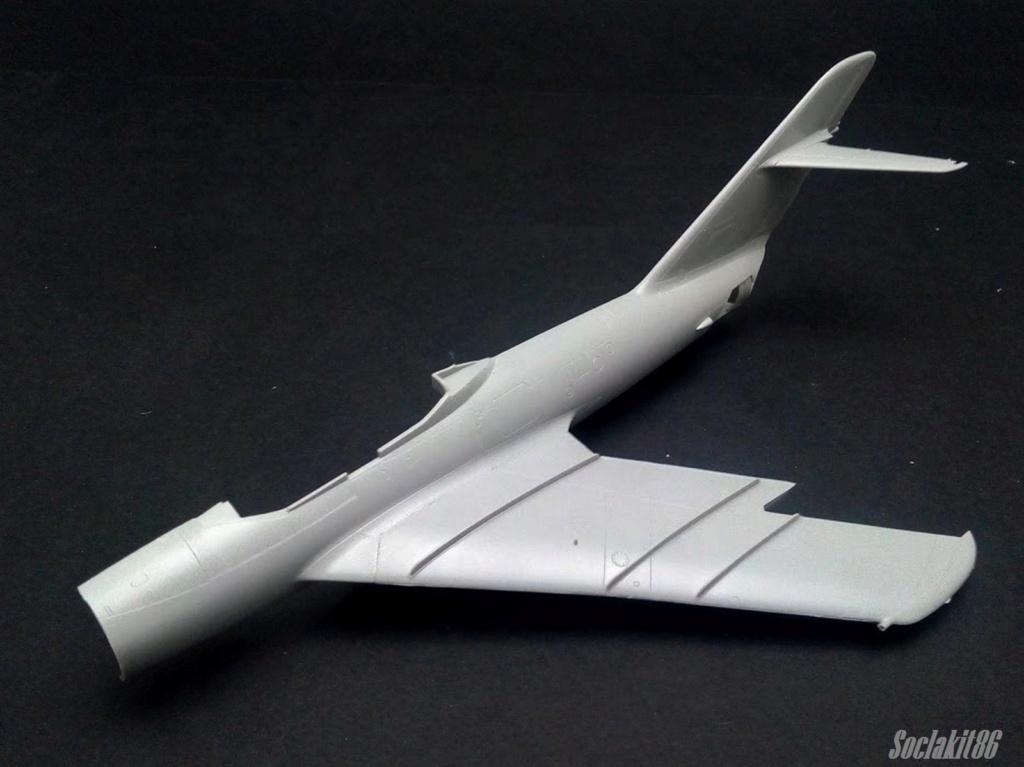 Shenyang JJ-5 Armée de l'air Nord Vietnamienne (Hobby Boss 1/48) M0339