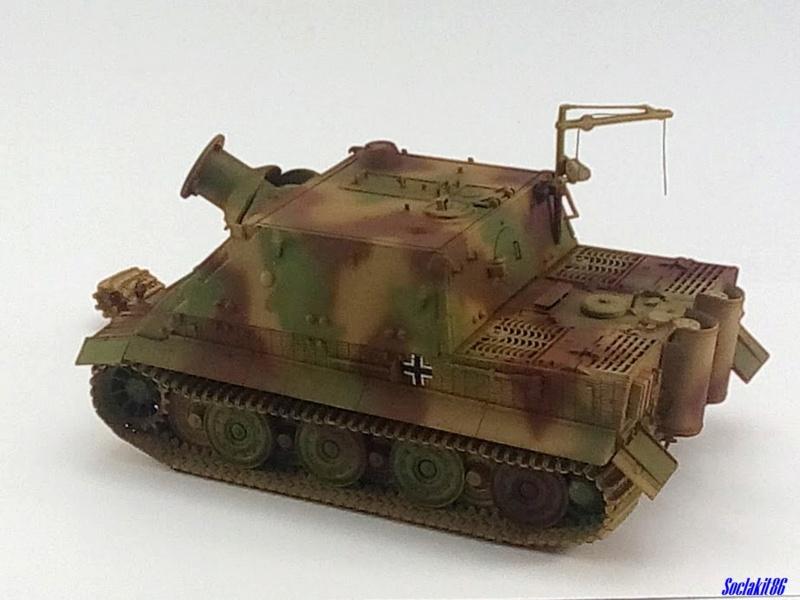 Sturmtiger (Italeri 1/35)  M0350