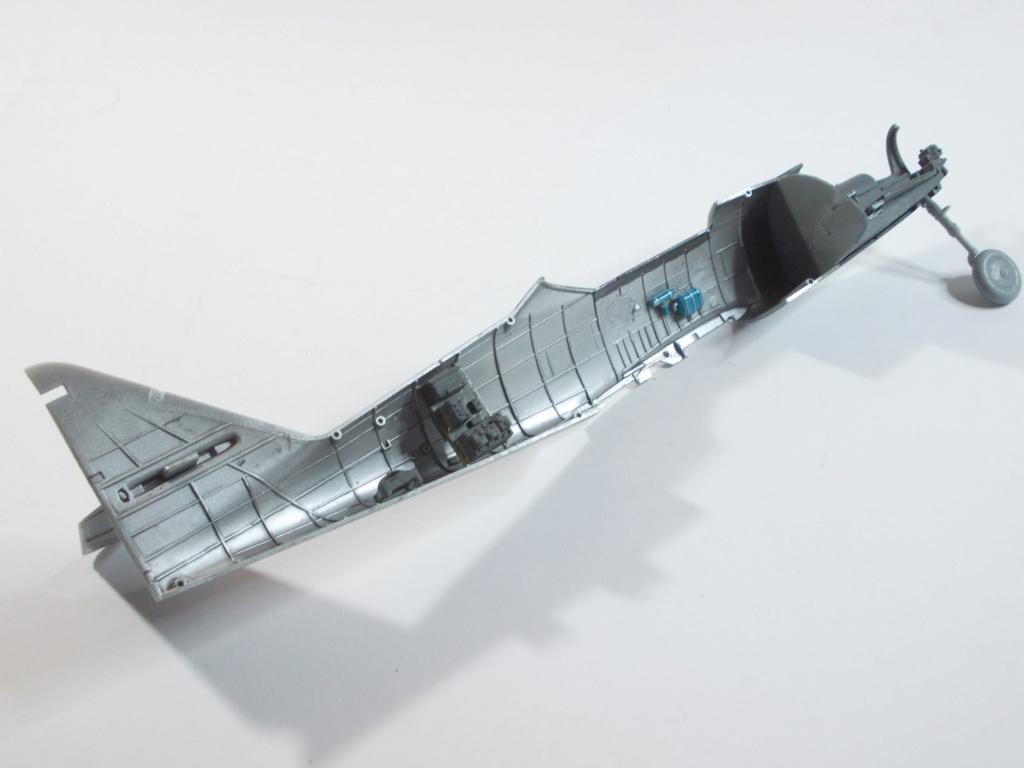 Me 262 A-2a/U2 au 1/48 ( Dragon 5529 versus Hobby Boss 80377 ) - Page 2 M0413
