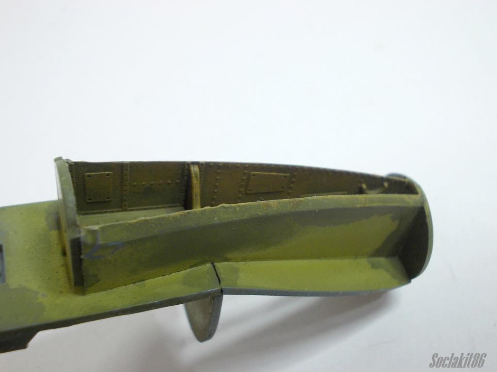 Bell P-400 aux couleurs Russes ( Eduard 1/48) M0416