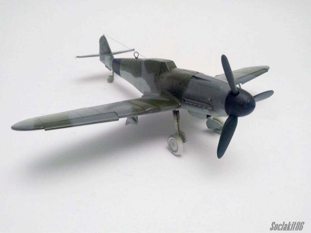 Bf 109 K-4 W.Nr. 332660 du 11/JG-53 (hasegawa 1/48)  M0436