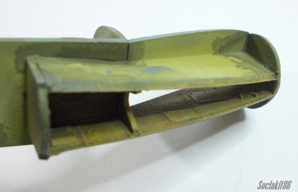 Bell P-400 aux couleurs Russes ( Eduard 1/48) M0516