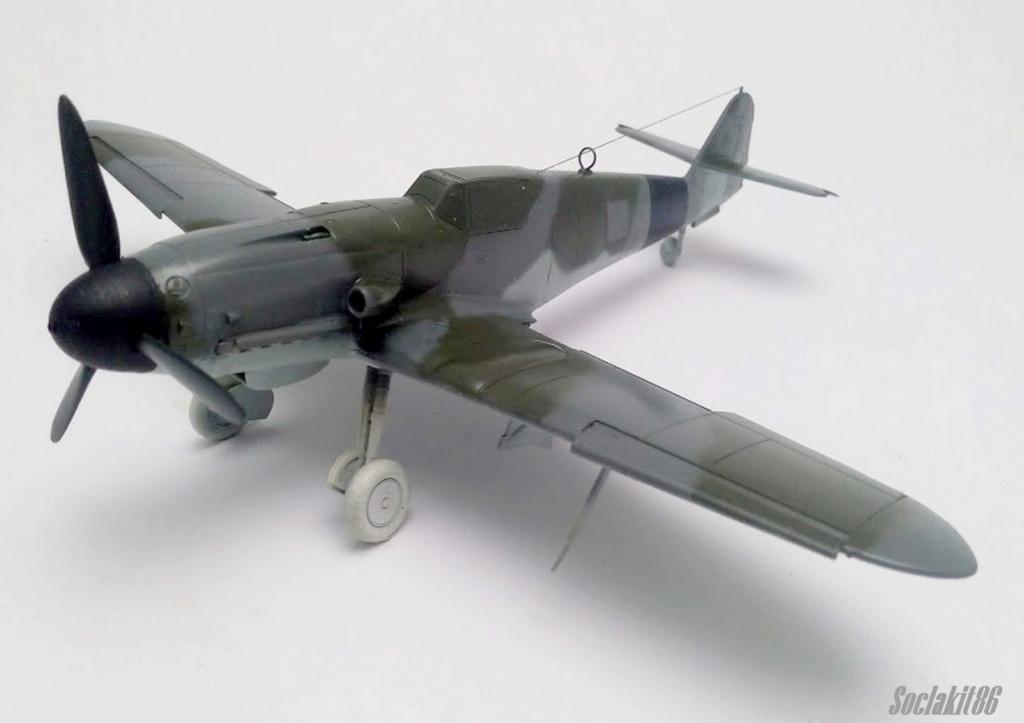 Bf 109 K-4 W.Nr. 332660 du 11/JG-53 (hasegawa 1/48)  M0535