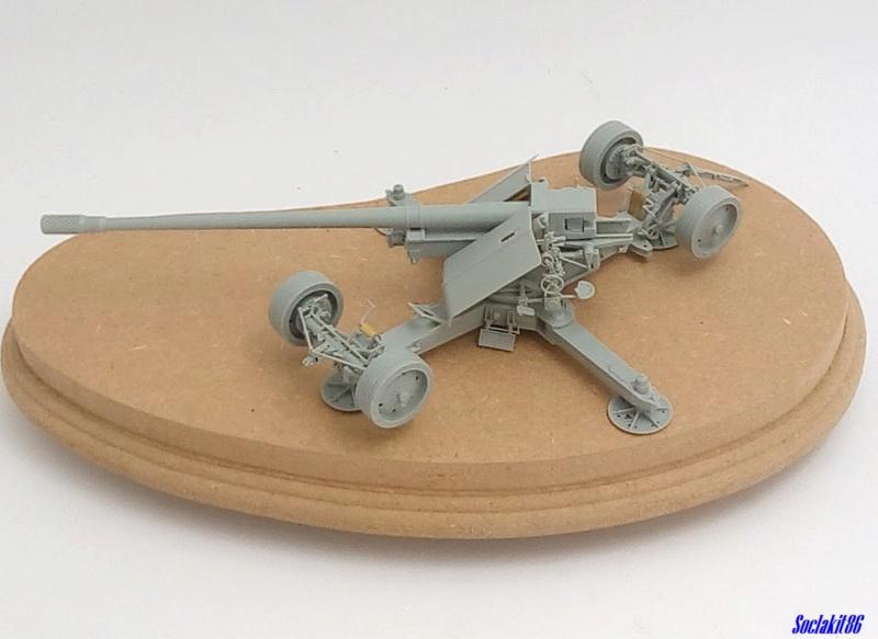 Krupp 12,8 cm PaK 44 (GWH réf L3526 - 1/35 ) M0550