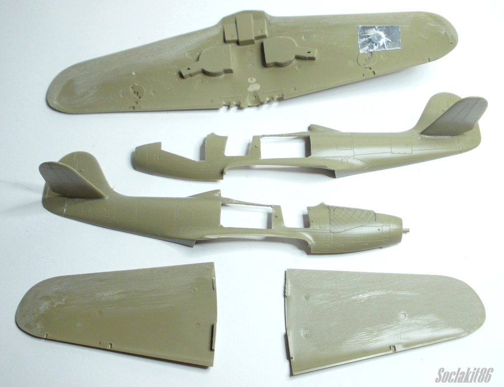 Bell P-400 Airacobra au 1/48 ( Eduard 8061 ) --> P-39 N  - Page 2 M0615