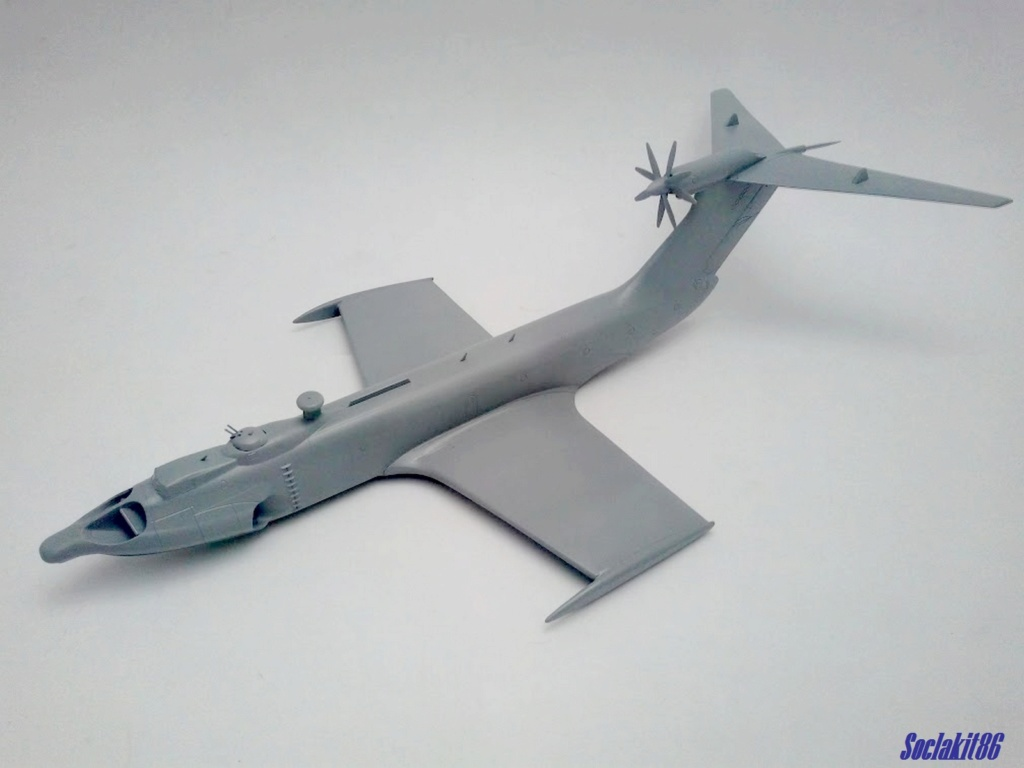 A-90 Orlyonok (Zvezda 1/144)  M0628