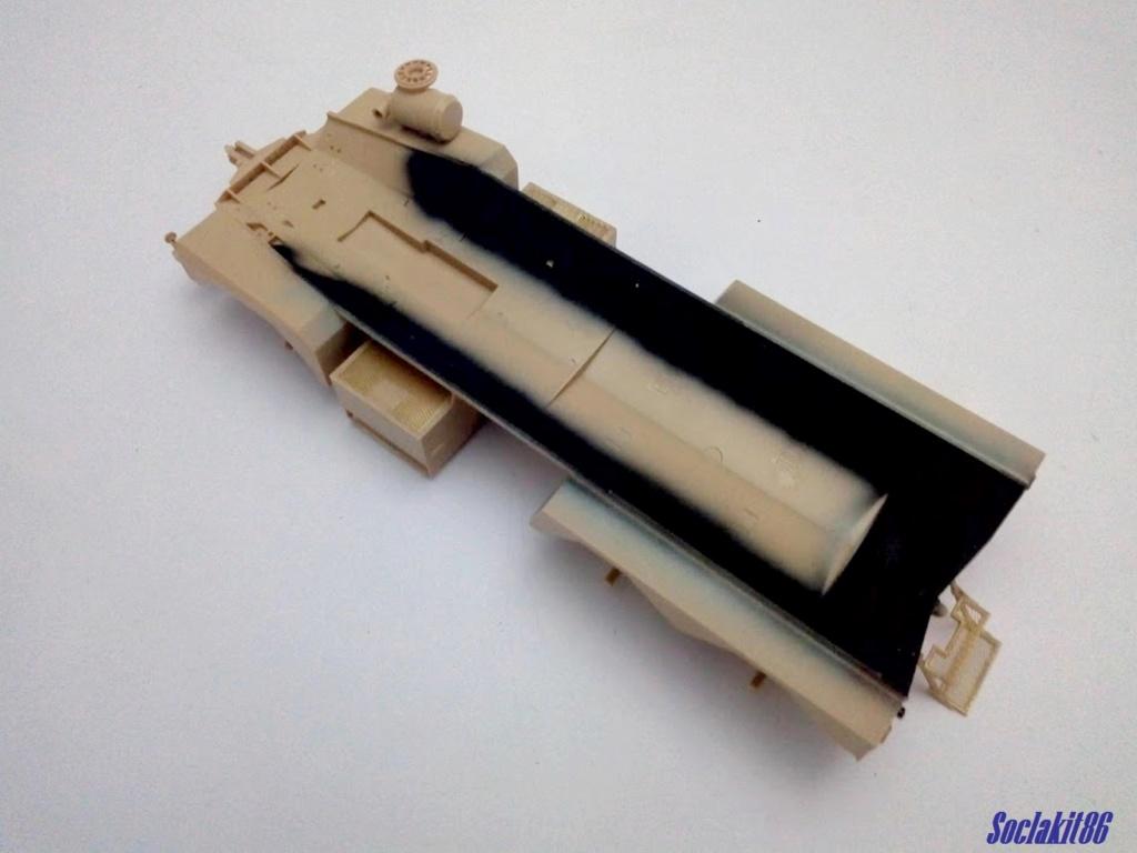 Mine Resistant Ambush Protect  6 x 6 Cougar (Meng 1/35)  M0634
