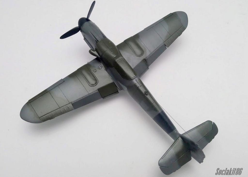 Bf 109 K-4 W.Nr. 332660 du 11/JG-53 (hasegawa 1/48)  M0636