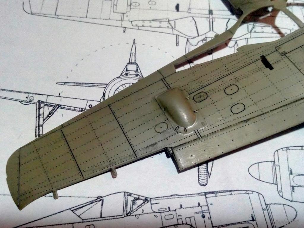 """FW 190 A-5 codé D5 + XV du 10/NJG-3 """"Nachtjagdkommando 190"""" (Eduard 1/48) M0641"""