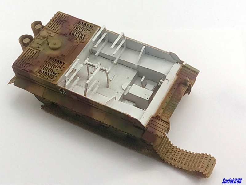 Sturmtiger (Italeri 1/35)  M0649