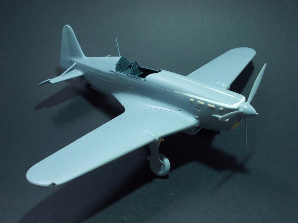 Morane Saulnier MS 406 (Azur /AB Toys 1/32) + décals Kagero Top Colors 17 M0661
