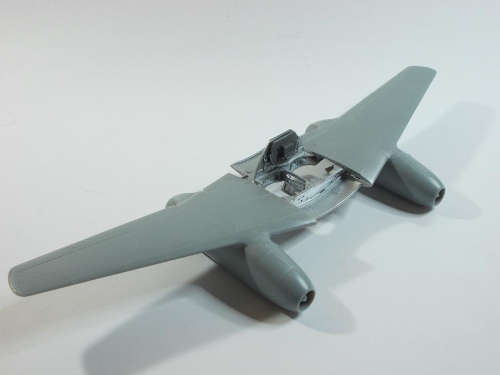 Me 262 A-2a/U2 au 1/48 ( Dragon 5529 versus Hobby Boss 80377 ) - Page 2 M0713