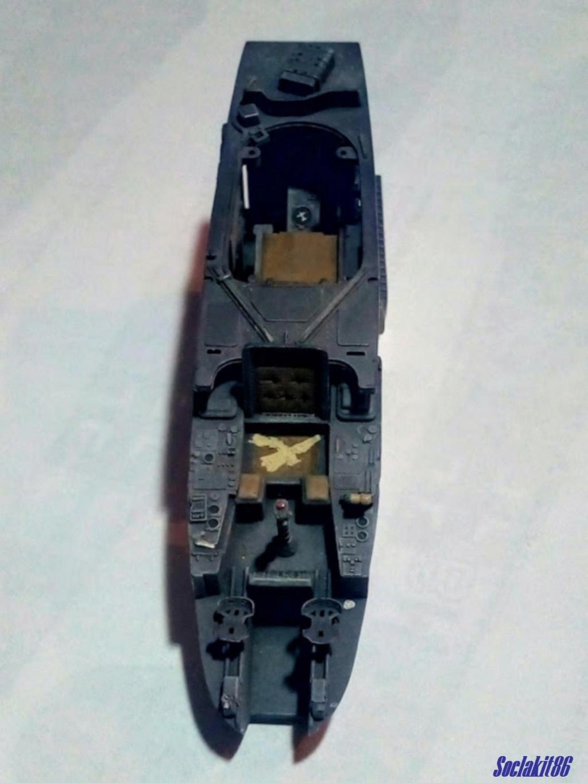 Me 410 B-2 / U-2 / R-4 Hornisse (Revell 04533 1/48) M0727