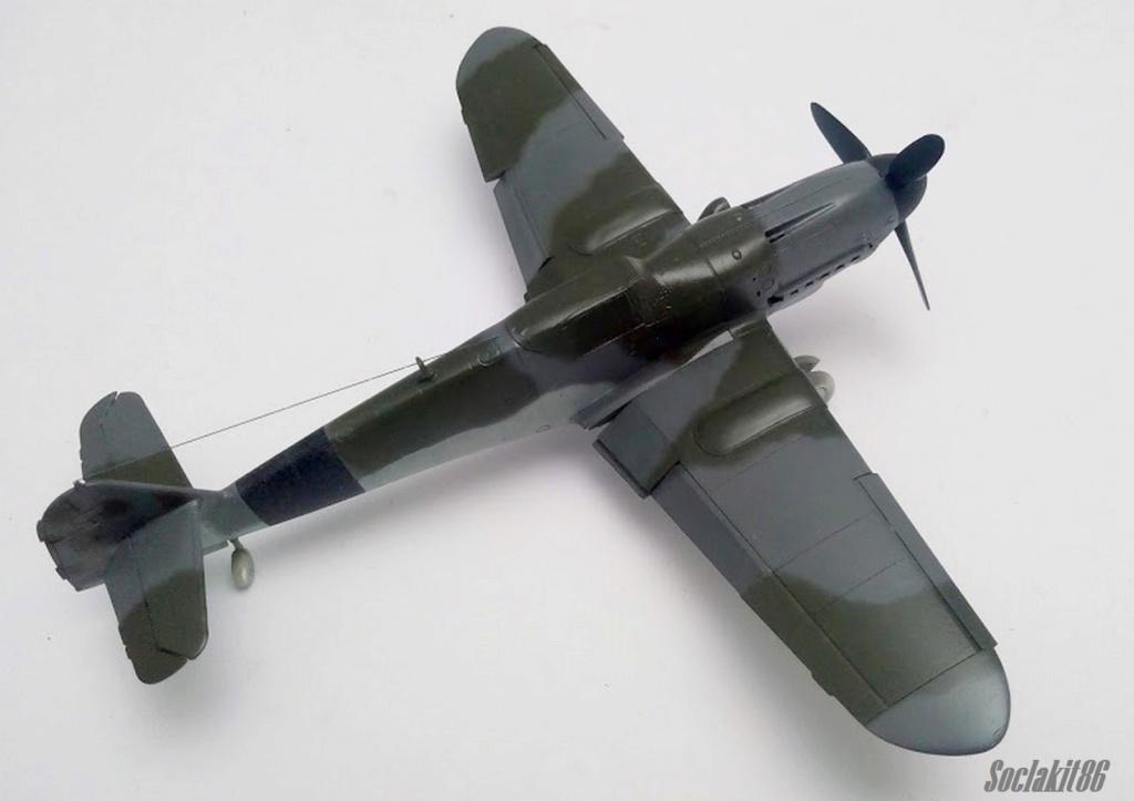 Bf 109 K-4 W.Nr. 332660 du 11/JG-53 (hasegawa 1/48)  M0734