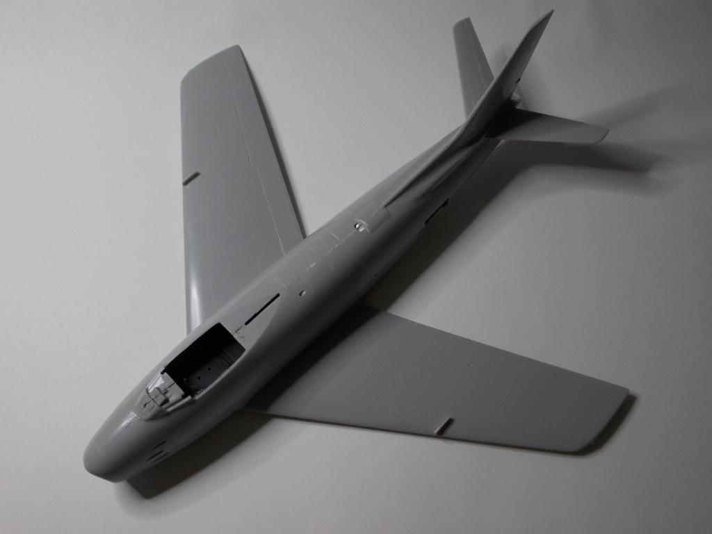 """North American F-86F-30 """"MiG Mad Marines"""" (Eduard 1/48) M0811"""