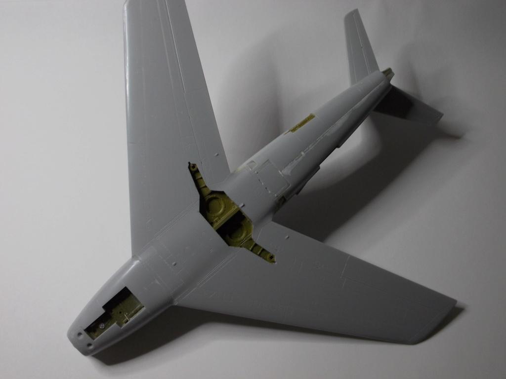 """North American F-86F-30 """"MiG Mad Marines"""" (Eduard 1/48) M0911"""