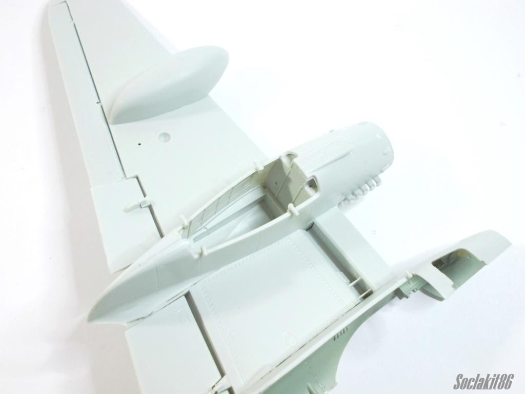 De Havilland  DH-98 Mosquito B mark IV (Revell 04555 au 1/48 ) M0918