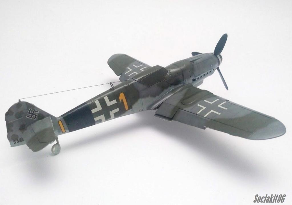 Bf 109 K-4 W.Nr. 332660 du 11/JG-53 (hasegawa 1/48)  M0932