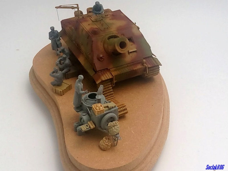 Sturmtiger (Italeri 1/35)  M0945