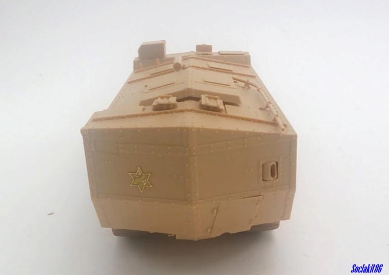 St Chamond M3 (Hobby Boss 83860 - 1/35)  M0947